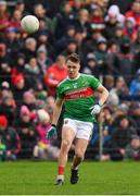 13 January 2019; Michael Plunkett of Mayo during the Connacht FBD League semi-final match between Galway and Mayo at Tuam Stadium in Galway. Photo by Harry Murphy/Sportsfile