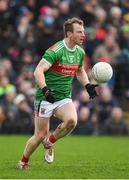 13 January 2019; Colm Boyle of Mayo during the Connacht FBD League semi-final match between Galway and Mayo at Tuam Stadium in Galway. Photo by Harry Murphy/Sportsfile