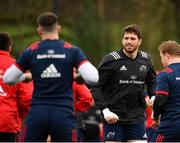 14 January 2019; Jean Kleyn during Munster Rugby training at University of Limerick in Limerick. Photo by Seb Daly/Sportsfile