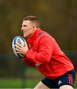 14 January 2019; Andrew Conway during Munster Rugby training at University of Limerick in Limerick. Photo by Seb Daly/Sportsfile