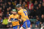 13 January 2019; Colin Guilfoyle of Clare during the Co-Op Superstores Munster Hurling League Final 2019 match between Clare and Tipperary at the Gaelic Grounds in Limerick. Photo by Piaras Ó Mídheach/Sportsfile