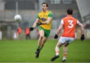 13 January 2019; Hugh McFadden of Donegal during the Bank of Ireland Dr McKenna Cup semi-final match between Donegal and Armagh at Healy Park in Tyrone. Photo by Oliver McVeigh/Sportsfile