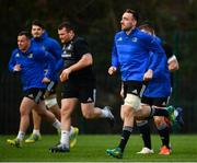15 January 2019; Jack Conan during Leinster Rugby squad training at Rosemount in UCD, Dublin. Photo by Ramsey Cardy/Sportsfile