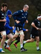 15 January 2019; Devin Toner during Leinster Rugby squad training at Rosemount in UCD, Dublin. Photo by Ramsey Cardy/Sportsfile