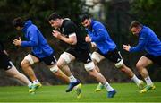 15 January 2019; James Ryan during Leinster Rugby squad training at Rosemount in UCD, Dublin. Photo by Ramsey Cardy/Sportsfile