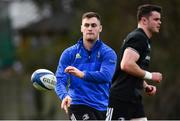 15 January 2019; Conor O'Brien during Leinster Rugby squad training at Rosemount in UCD, Dublin. Photo by Ramsey Cardy/Sportsfile
