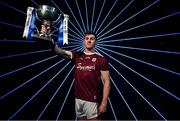 16 January 2019; The inter-county famine is about to end, giving way to a nine-week feast of Allianz Football League action between the weekend after next and the four divisional finals in Croke Park on March 30/31. The exciting programme features 116 games across the four divisions in a campaign which will mark the 27th year of Allianz' partnership with the GAA as sponsor of the Allianz Leagues, making it one of the longest-running sponsorships in Irish sport. In attendance at the Allianz Football League 2019 launch in Dublin is Shane Walsh of Galway. Photo by Brendan Moran/Sportsfile