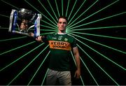 16 January 2019; The inter-county famine is about to end, giving way to a nine-week feast of Allianz Football League action between the weekend after next and the four divisional finals in Croke Park on March 30/31. The exciting programme features 116 games across the four divisions in a campaign which will mark the 27th year of Allianz' partnership with the GAA as sponsor of the Allianz Leagues, making it one of the longest-running sponsorships in Irish sport. In attendance at the Allianz Football League 2019 launch in Dublin is Stephen O'Brien of Kerry. Photo by Brendan Moran/Sportsfile