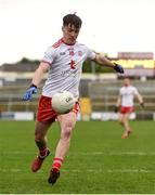 13 January 2019; Darragh Canavan of Tyrone during the Bank of Ireland Dr McKenna Cup semi-final match between Tyrone and Derry at the Athletic Grounds in Armagh. Photo by Sam Barnes/Sportsfile