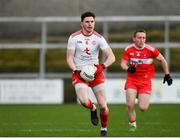 13 January 2019; Rory Brennan of Tyrone during the Bank of Ireland Dr McKenna Cup semi-final match between Tyrone and Derry at the Athletic Grounds in Armagh. Photo by Sam Barnes/Sportsfile
