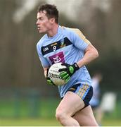 17 January 2019; Stephen Coen of UCD during the Electric Ireland Sigerson Cup Round 1 match between University College Dublin and Cork Institute of Technology at UCD in Dublin. Photo by Matt Browne/Sportsfile