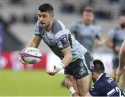 19 January 2019; Tiernan O Halloran of Connacht is tackled by Geoffrey Cros of Bordeaux Begles during the Heineken Challenge Cup Pool 3 Round 6 match between Bordeaux Begles and Connacht at Stade Chaban Delmas in Bordeaux, France. Photo by Manuel Blondeau/Sportsfile