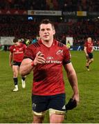 19 January 2019; CJ Stander of Munster after the Heineken Champions Cup Pool 2 Round 6 match between Munster and Exeter Chiefs at Thomond Park in Limerick. Photo by Diarmuid Greene/Sportsfile