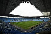 20 January 2019; A general view of the Ricoh Arena ahead of the Heineken Champions Cup Pool 1 Round 6 match between Wasps and Leinster at Ricoh Arena in Coventry, England. Photo by Ramsey Cardy/Sportsfile