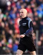 20 January 2019; Referee Liam Devenney during the Connacht FBD League Final match between Galway and Roscommon at Tuam Stadium in Galway. Photo by Sam Barnes/Sportsfile