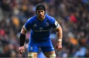 20 January 2019; Seán O'Brien of Leinster during the Heineken Champions Cup Pool 1 Round 6 match between Wasps and Leinster at the Ricoh Arena in Coventry, England. Photo by Ramsey Cardy/Sportsfile