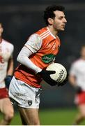 19 January 2019; Jamie Clarke of Armagh during the Bank of Ireland Dr McKenna Cup Final match between Armagh and Tyrone at the Athletic Grounds in Armagh. Photo by Oliver McVeigh/Sportsfile
