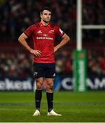 19 January 2019; Conor Murray of Munster during the Heineken Champions Cup Pool 2 Round 6 match between Munster and Exeter Chiefs at Thomond Park in Limerick. Photo by Diarmuid Greene/Sportsfile