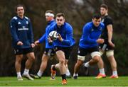 21 January 2019; Conor O'Brien during Leinster Rugby squad training at Rosemount in UCD, Dublin. Photo by Ramsey Cardy/Sportsfile