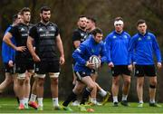 21 January 2019; Fergus McFadden during Leinster Rugby squad training at Rosemount in UCD, Dublin. Photo by Ramsey Cardy/Sportsfile