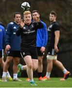 21 January 2019; James Tracy during Leinster Rugby squad training at Rosemount in UCD, Dublin. Photo by Ramsey Cardy/Sportsfile