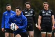 21 January 2019; Noel Reid during Leinster Rugby squad training at Rosemount in UCD, Dublin. Photo by Ramsey Cardy/Sportsfile