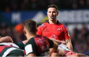 19 January 2019; John Cooney of Ulster during the Heineken Champions Cup Pool 4 Round 6 match between Leicester Tigers and Ulster at Welford Road in Leicester, England. Photo by Ramsey Cardy/Sportsfile