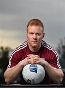 22 January 2019; Declan Kyne of Galway poses for a portrait during an Allianz Football League Media Event at the Loughrea Hotel in Loughrea, Co. Galway. Photo by Seb Daly/Sportsfile