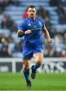 20 January 2019; Cian Healy of Leinster during the Heineken Champions Cup Pool 1 Round 6 match between Wasps and Leinster at the Ricoh Arena in Coventry, England. Photo by Ramsey Cardy/Sportsfile