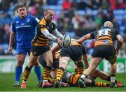 20 January 2019; Dan Robson of Wasps during the Heineken Champions Cup Pool 1 Round 6 match between Wasps and Leinster at the Ricoh Arena in Coventry, England. Photo by Ramsey Cardy/Sportsfile