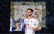 23 January 2019; Pádraig Hampsey of Tyrone in attendance at the launch of the 2019 Allianz Football League at The Merchant Hotel in Belfast. Tyrone begin their Allianz Football League Division 1 campaign against Kerry in the Fitzgerald Stadium, Killarney on 27th January. For more information, see: www.gaa.ie. Photo by David Fitzgerald/Sportsfile