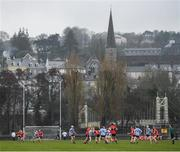 23 January 2019; A general view of the action during the Electric Ireland Fitzgibbon Cup Group A Round 2 match between University College Cork and University College Dublin at Mardyke in Cork. Photo by Stephen McCarthy/Sportsfile