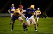 26 January 2019; Padraic Maher of Tipperary in action against John Conlon of Clare during the Allianz Hurling League Division 1A Round 1 match between Tipperary and Clare at Semple Stadium in Thurles, Co. Tipperary. Photo by Diarmuid Greene/Sportsfile