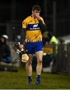 26 January 2019; Tony Kelly of Clare leaves the pitch after being sent off by referee Colm Lyons during the Allianz Hurling League Division 1A Round 1 match between Tipperary and Clare at Semple Stadium in Thurles, Co. Tipperary. Photo by Diarmuid Greene/Sportsfile