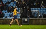 26 January 2019; Ultan Harney of Roscommon leaves the field after being sent off, after being shown two yellow cards by referee Barry Cassidy, during the Allianz Football League Division 1 Round 1 match between Mayo and Roscommon at Elverys MacHale Park in Castlebar, Co. Mayo. Photo by Piaras Ó Mídheach/Sportsfile