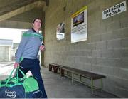 27 January 2019; Limerick manager John Kiely arrives at Innovate Wexford Park before the Allianz Hurling League Division 1A Round 1 match between Wexford and Limerick at Innovate Wexford Park in Wexford. Photo by Matt Browne/Sportsfile