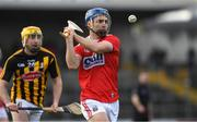 27 January 2019; Conor O'Sullivan of Cork in action against Billy Ryan of Kilkenny during the Allianz Hurling League Division 1A Round 1 match between Kilkenny and Cork at Nowlan Park in Kilkenny. Photo by Ray McManus/Sportsfile