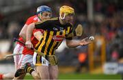 27 January 2019; Billy Ryan of Kilkenny in action against Conor O'Sullivan of Cork during the Allianz Hurling League Division 1A Round 1 match between Kilkenny and Cork at Nowlan Park in Kilkenny. Photo by Ray McManus/Sportsfile