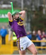 27 January 2019; Conor McDonald of Wexford reacts after missing a goal scoring opportunity during the Allianz Hurling League Division 1A Round 1 match between Wexford and Limerick at Innovate Wexford Park in Wexford. Photo by Matt Browne/Sportsfile