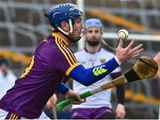 27 January 2019; Kevin Foley of Wexford during the Allianz Hurling League Division 1A Round 1 match between Wexford and Limerick at Innovate Wexford Park in Wexford. Photo by Matt Browne/Sportsfile