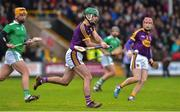 27 January 2019; Shaun Murphy of Wexford in action during the Allianz Hurling League Division 1A Round 1 match between Wexford and Limerick at Innovate Wexford Park in Wexford. Photo by Matt Browne/Sportsfile