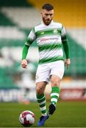 26 January 2019; Jack Byrne of Shamrock Rovers during the Pre-Season Friendly between Shamrock Rovers and Cobh Ramblers at Tallaght Stadium in Dublin. Photo by Harry Murphy/Sportsfile
