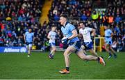 27 January 2019; John Small of Dublin during the Allianz Football League Division 1 Round 1 match between Monaghan and Dublin at St Tiernach's Park in Clones, Co. Monaghan. Photo by Ramsey Cardy/Sportsfile