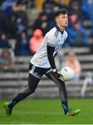 27 January 2019; Evan Comerford of Dublin during the Allianz Football League Division 1 Round 1 match between Monaghan and Dublin at St Tiernach's Park in Clones, Co. Monaghan. Photo by Ramsey Cardy/Sportsfile