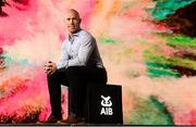 28 January 2019; Pictured at the launch of the AIB Future Sparks Festival 2019 in Dublin is former Irish rugby international Peter Stringer. To launch this year's festival, AIB brought together some of the speakers who will be taking part in the student focussed event in the RDS on the 14th March, including former Irish rugby international Peter Stringer, Irish singer-songwriter Loah, Dublin footballer Brian Howard, Peter Cosgrove, a future of work expert and author of 'Fun Unplugged', and Lisa Toner, founder of ETTCH. For full information, please visit www.AIB.ie/FutureSparks #backingstudents #futuresparks  Photo by Stephen McCarthy/Sportsfile