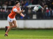 27 January 2019; Niall Grimley of Armagh during the Allianz Football League Division 2 Round 1 match between Kildare and Armagh at St Conleth's Park in Newbridge, Kildare. Photo by Piaras Ó Mídheach/Sportsfile