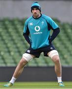 31 January 2019; Jack Conan during Ireland rugby squad training at Aviva Stadium, Dublin. Photo by Matt Browne/Sportsfile