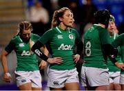 1 February 2019; Eimear Considine of Ireland looks dejected after conceding a try during the Women's Six Nations Rugby Championship match between Ireland and England at Energia Park in Donnybrook, Dublin. Photo by Ramsey Cardy/Sportsfile