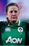 1 February 2019; Lauren Delany of Ireland during the Women's Six Nations Rugby Championship match between Ireland and England at Energia Park in Donnybrook, Dublin. Photo by Ramsey Cardy/Sportsfile