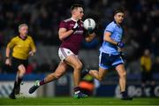 2 February 2019; Cillian McDaid of Galway gets past James McCarthy of Dublin during the Allianz Football League Division 1 Round 2 match between Dublin and Galway at Croke Park in Dublin. Photo by Piaras Ó Mídheach/Sportsfile